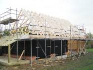 cart lodge build progress